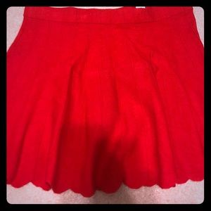 Candies skater skirt